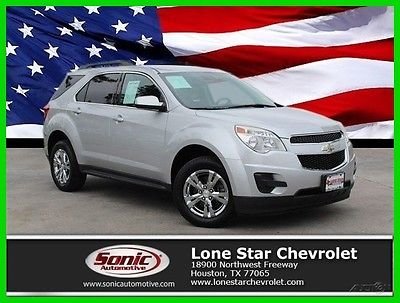 2013 Chevrolet Equinox LT FWD 4dr w/1 2013 LT FWD 4dr w/1 Used 2.4L I4 16V Automatic Front-wheel Drive SUV OnStar