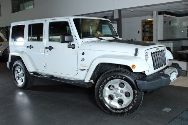 2014 Jeep Wrangler  2014 Convertible Used Regular Unleaded V-6 3.6 L/220 5-Speed Automatic w/OD 4WD