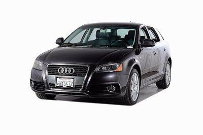 2010 Audi A3 2.0T Premium Plus 2010 Audi A3 2.0T Premium Plus 70058 Miles Gray 4D Hatchback 2.0L 4-Cylinder TFS