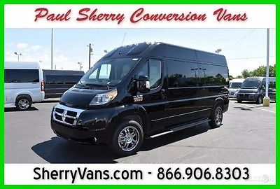 2016 Ram ProMaster Mobility Conversion Van Handicap-Accessible! Ricon Mobility Lift - Seats 7 - We Finance & Deliver!