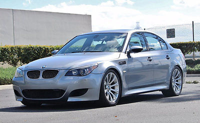2006 BMW 5-Series M5 2006 BMW 5 Series M5 in Grey Super Clean w/ 54,711 Miles / New SMG w/ records