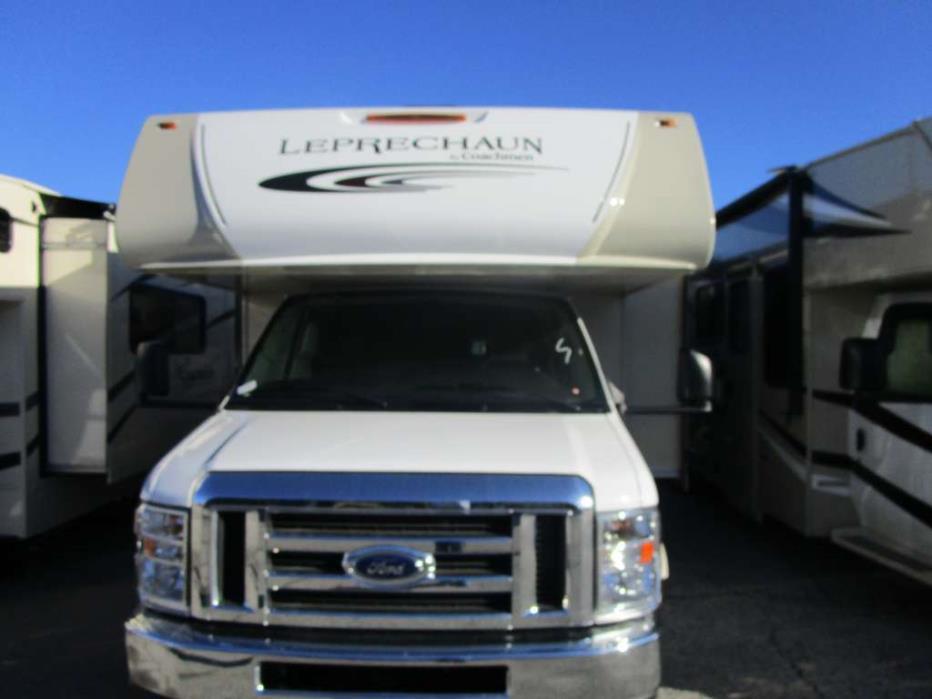 2017 Coachmen Leprechaun 319MB (Ford)