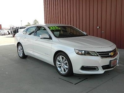 2016 Chevrolet Impala LT Sedan 4-Door 2016 Chevrolet LT, 0