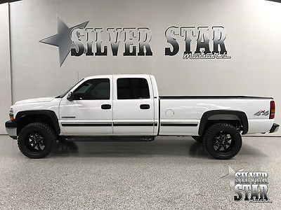 2001 Chevrolet Silverado 2500  2001 Silverado 2500 3/4Ton CrewCab LongBed 8.1L-V8 Allison Leather Xnice Loaded