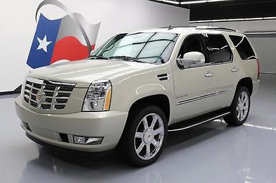 2014 Cadillac Escalade Luxury Sport Utility 4-Door 2014 CADILLAC ESCALADE LUXURY SUNROOF NAV DVD 22'S 47K #232360 Texas Direct Auto