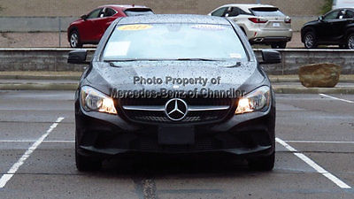 2014 Mercedes-Benz CLA-Class CLA250 CLA250 CLA-Class 4 dr Coupe 7-speed double-clutch Gasoline 2.0L I4 TURBOCHARGED