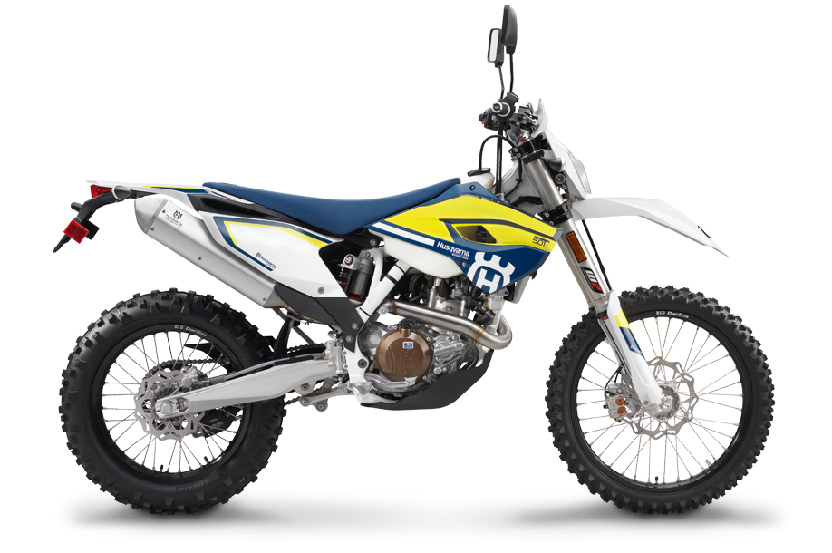 2016  Husqvarna  FE 501 S