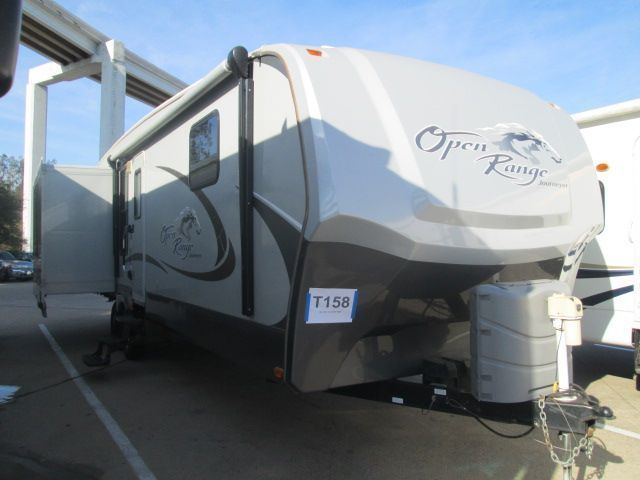 2010 Open Range Rv Journeyer 337RLS