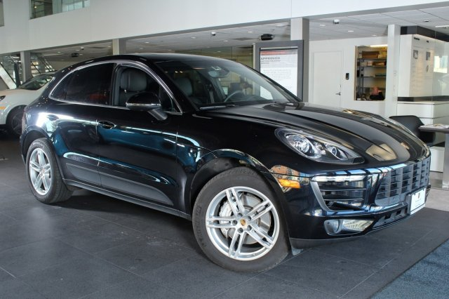 2015 Porsche Macan S Sport Utility 4-Door 2015 SUV Used Twin Turbo Premium Unleaded V-6 3.0 L/183 Automatic AWD Leather