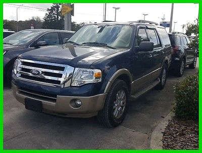 2013 Ford Expedition XLT 2013 XLT Used Certified 5.4L V8 24V Automatic RWD SUV Premium