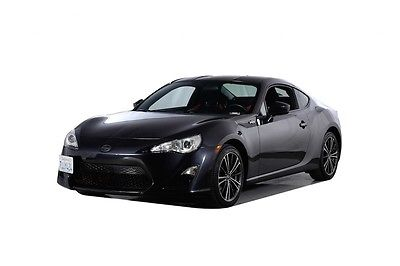 2013 Scion FR-S -- 2013 Scion FR-S  29523 Miles Dark Gray 2D Coupe D-4S 2.0L H4 DOHC 6-Speed Automa