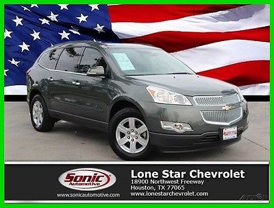 2011 Chevrolet Traverse LT w/2LT FWD 4dr 2011 LT w/2LT FWD 4dr Used 3.6L V6 24V Automatic Front-wheel Drive SUV Bose