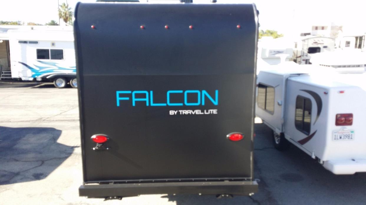 2017 Travel Lite Falcon Eclipse Edition, 2
