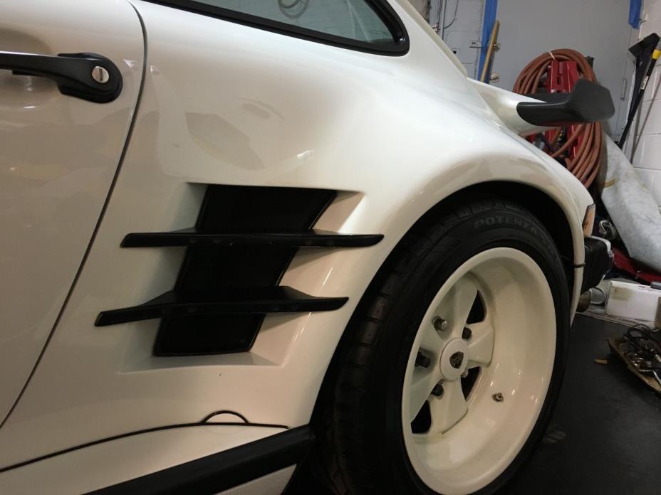 1982 Porsche 930 1982 Porsche RUF Turbo