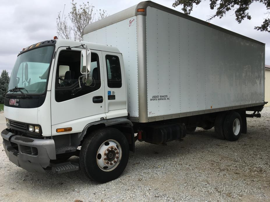 2000 Gmc T6500 Cabover Truck - COE