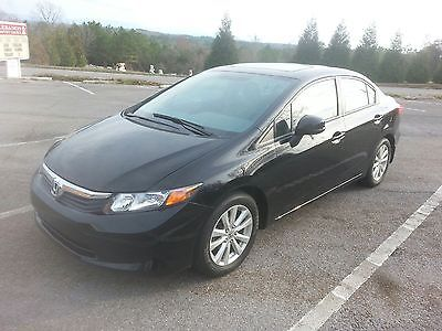 2012 Honda Civic  2012 Honda Civic EX-L Sedan Fully Loaded