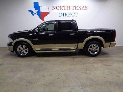 2011 Dodge Ram 1500  11 Ram Laramie Longhorn GPS Navi Camera Heated Cooled Leather WE FINANCE Texas