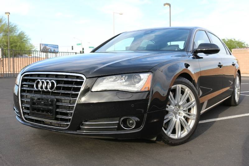 2012 Audi A8 L 4dr A8 L Rare Hard to Find EXECUTIVE PACKAGE !!!!