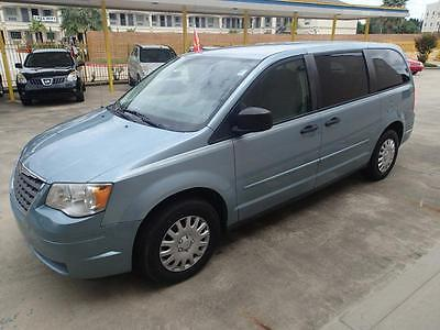 2008 Chrysler Town and Country LX 4dr Mini Van 2008 Chrysler Town and Country