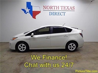 2013 Toyota Prius  13 Prius Hybrid 51 MPG 1 Owner Warranty WE FINANCE Texas