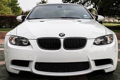 2011 BMW M3 Base Coupe 2-Door Perfect 2011 BMW E92 M3- best you've ever seen!