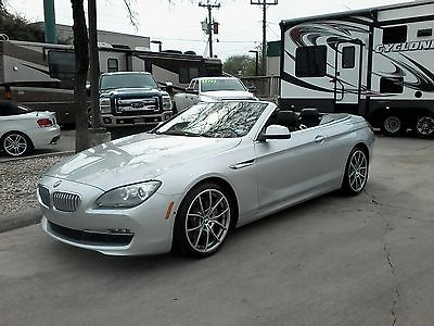 2012 BMW 6-Series 650i convertible BMW look at this beauty only 41k miles take a look and lets talk