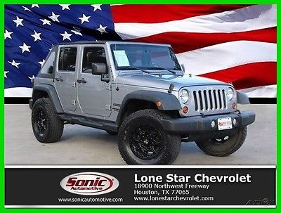 2013 Jeep Wrangler Sport 4WD 4dr 2013 Sport 4WD 4dr Used 3.6L V6 24V Automatic 4x4 SUV