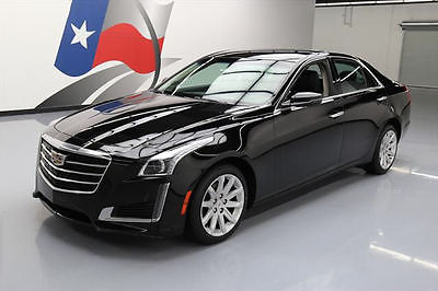 2015 Cadillac CTS 2015 CADILLAC CTS 2.0T SEDAN CLIMATE LEATHER BOSE 38K #129302 Texas Direct Auto