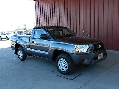 2014 Toyota Tacoma Base Standard Cab Pickup 2-Door 2014 Toyota