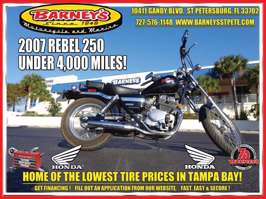 2007 vip motorcycles for sale for Honda dealership st petersburg fl
