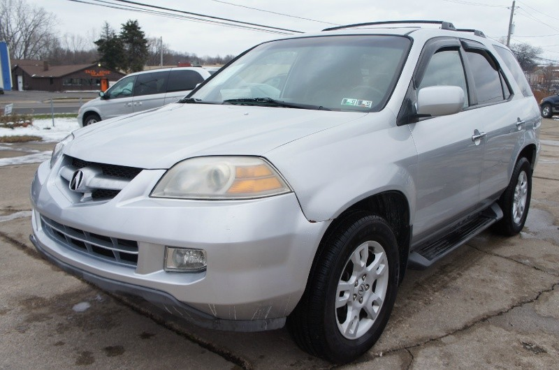 2004 ACURA MDX TOURING AWD LOADED DVD 3RD ROW SEAT w/116K MILES