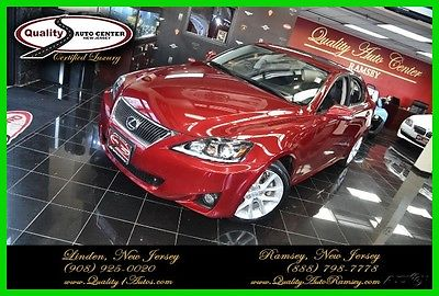 2013 Lexus IS Base Sedan 4-Door 2013 Used 2.5L V6 24V Automatic AWD Sedan Premium