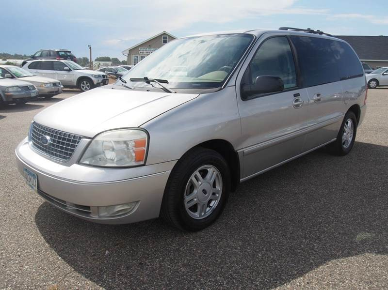2005 Ford Freestar SEL 4dr Mini Van