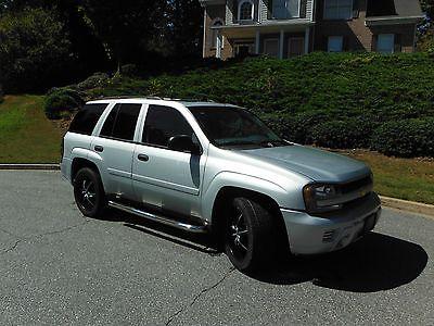 2008 Chevrolet Trailblazer 2008 Chevrolet Trailblazer LS