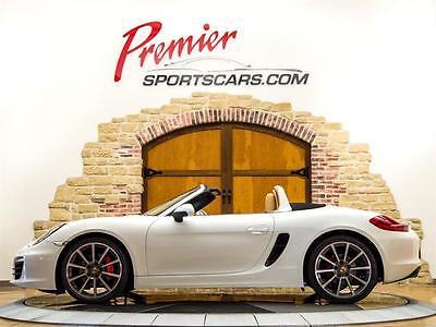 2013 Porsche Boxster S S 2013 Porsche Boxster S