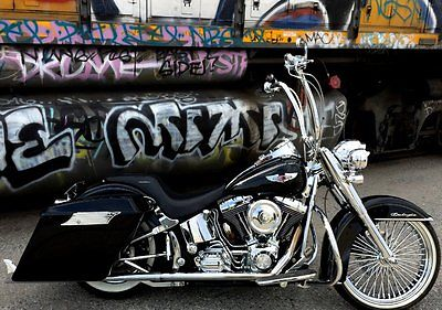 2006 Harley-Davidson Softail  California Gangster Deluxe 21