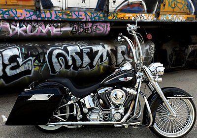 2006 Harley-Davidson Softail  California Gangster Deluxe 21