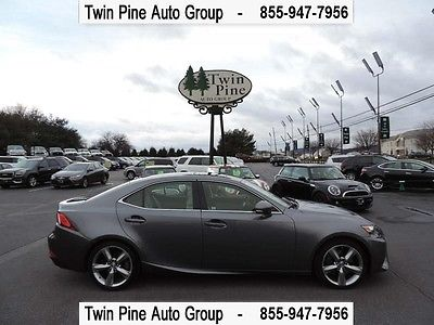 2014 Lexus IS AWD 2014 LEXUS IS350 AWD 27602 Miles GRAY 3.5L 6 Cyl 6 Speed Automatic