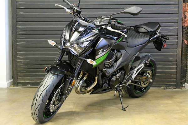 Kawasaki z chopper motorcycles for sale for 2017 yamaha tt r50e