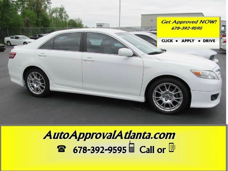 2011 Toyota Camry I4 Auto LE,Leather,BBS Wheels,BodyKit,WE FINANCE HERE!