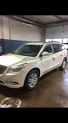 2013 Buick Enclave  2013 Buick Enclave original owner smoke free ready to drive anywhere!