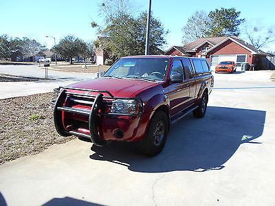 2004 Nissan Frontier Desert Runner 2004 Nissan Frontier