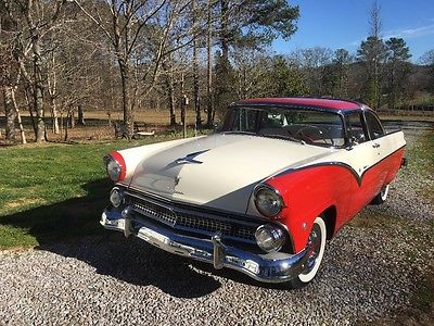 1955 Ford Crown Victoria Continental 1955 Ford Crown Victoria 1st listing