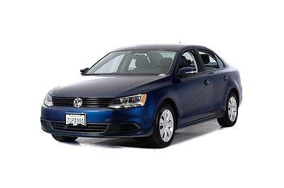 2014 Volkswagen Jetta 1.8T SE 2014 Volkswagen Jetta 1.8T SE 24082 Miles Blue 4D Sedan 1.8L I4 DOHC 6-Speed Aut