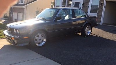 1986 BMW 3-Series Base Sedan 2 door 1986 BMW 325 ES 2door 2.7L