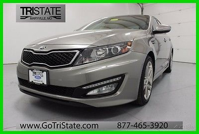 2013 Kia Optima SXL 2013 SXL Used Turbo 2L I4 16V Automatic FWD Sedan