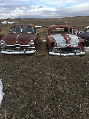 1950 Ford Custom. 4dr sedan  1950 Ford other