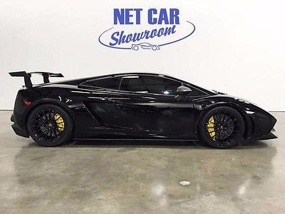 2012 Lamborghini Gallardo LP570-4 Superleggera Coupe 2-Door 2012 Lamborghini Super Trofeo Stradale Blancpain Edition Underground Racing