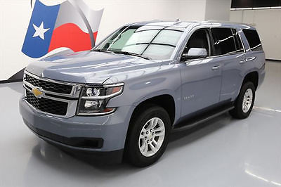 2016 Chevrolet Tahoe LT Sport Utility 4-Door 2016 CHEVY TAHOE LT HTD LEATHER NAV REAR CAM 8-PASS 40K #141827 Texas Direct