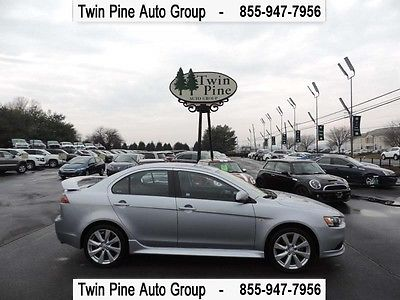2014 Mitsubishi Lancer GT 2014 MITSUBISHI LANCER GT 26972 Miles SILVER 2.4L 4 Cyl Continuously Variable